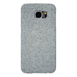 Capa Para Samsung Galaxy S6 Pingos de chuva