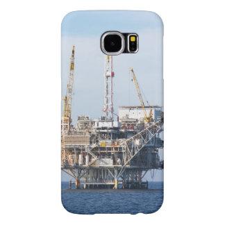 Capa Para Samsung Galaxy S6 Plataforma petrolífera
