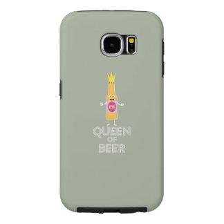 Capa Para Samsung Galaxy S6 Rainha da cerveja Zh80k