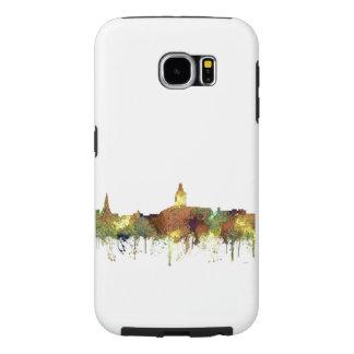 Capa Para Samsung Galaxy S6 SG da skyline de Annapolis, Maryland - lustre do