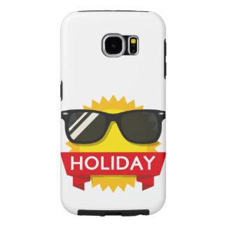 Capa Para Samsung Galaxy S6 Sol legal dos sunglass
