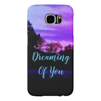 Capa Para Samsung Galaxy S6 Sonho de você