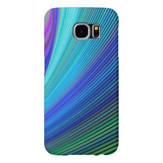 Capa Para Samsung Galaxy S6 Surfar em uma onda mágica
