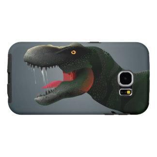 Capa Para Samsung Galaxy S6 T-Rex
