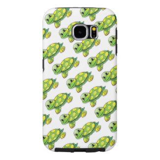 Capa Para Samsung Galaxy S6 Tartaruga bonito legal