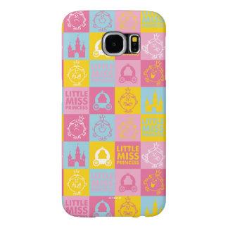 Capa Para Samsung Galaxy S6 Teste padrão Pastel bonito pequeno da senhorita