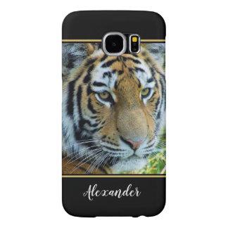 Capa Para Samsung Galaxy S6 Tigre Siberian, tigre de Amur