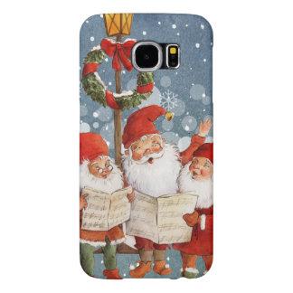 Capa Para Samsung Galaxy S6 Trio de duendes do canto