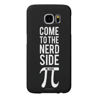 Capa Para Samsung Galaxy S6 Vindo ao lado do nerd