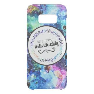Capa Para Samsung Galaxy S8 Da Uncommon A arte é individualidade