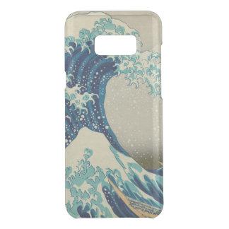 Capa Para Samsung Galaxy S8+ Da Uncommon A grande onda fora de Kanagawa Kanagawa-oki Nami