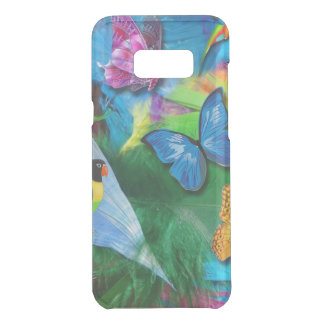 Capa Para Samsung Galaxy S8+ Da Uncommon Abstrato colorido da natureza