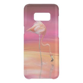 Capa Para Samsung Galaxy S8 Da Uncommon Acrobata do flamingo