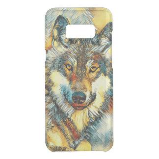 Capa Para Samsung Galaxy S8+ Da Uncommon AnimalArt_Wolf_20170601_by_JAMColors
