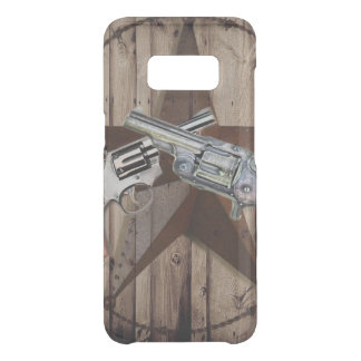 Capa Para Samsung Galaxy S8 Da Uncommon arma dupla rústica do país ocidental do vaqueiro