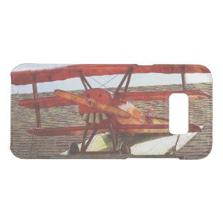 Capa Para Samsung Galaxy S8+ Da Uncommon Avião do vintage por Shirley Taylor