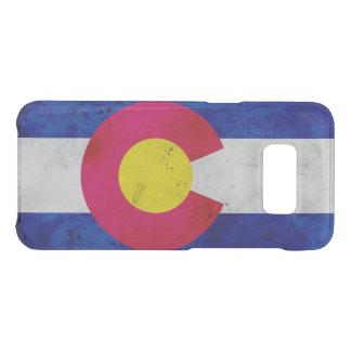 Capa Para Samsung Galaxy S8 Da Uncommon Bandeira patriótica do estado de Colorado do