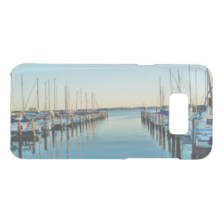 Capa Para Samsung Galaxy S8+ Da Uncommon Barcos no porto por Shirley Taylor