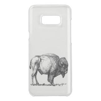 Capa Para Samsung Galaxy S8+ Da Uncommon Bisonte americano do búfalo