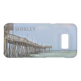 Capa Para Samsung Galaxy S8+ Da Uncommon Cais da pesca por Shirley Taylor