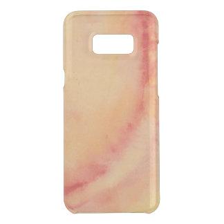 Capa Para Samsung Galaxy S8+ Da Uncommon Caixa de mármore alaranjada