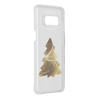 Capa Para Samsung Galaxy S8 Da Uncommon Caso elegante do olhar do ouro da árvore do Feliz