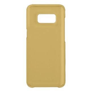Capa Para Samsung Galaxy S8 Da Uncommon Cor pròspera dourada do ouro