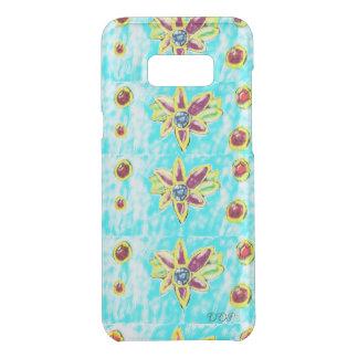 Capa Para Samsung Galaxy S8+ Da Uncommon Flor da jóia