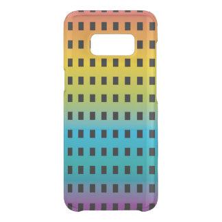 Capa Para Samsung Galaxy S8 Da Uncommon Fulgor de néon nos 2 fluorescentes coloridos