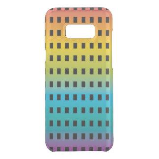 Capa Para Samsung Galaxy S8+ Da Uncommon Fulgor de néon nos 2 fluorescentes coloridos