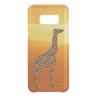 Capa Para Samsung Galaxy S8 Da Uncommon Girafa 2