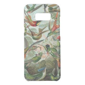 Capa Para Samsung Galaxy S8+ Da Uncommon Impressão da arte de Ernst Haeckel: Trochilidae