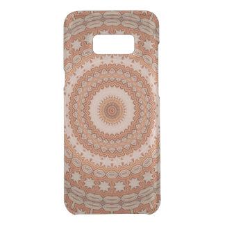 Capa Para Samsung Galaxy S8+ Da Uncommon Mandala da estrela do caleidoscópio em Hungria: