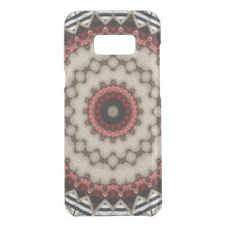 Capa Para Samsung Galaxy S8+ Da Uncommon Mandala floral do caleidoscópio em Slovenia: Ed.