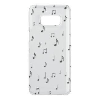 Capa Para Samsung Galaxy S8 Da Uncommon Notas musicais