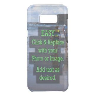 Capa Para Samsung Galaxy S8+ Da Uncommon O clique simples e substitui a foto para fazer