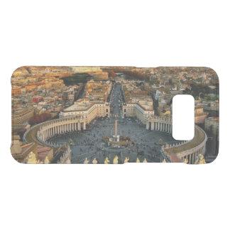 Capa Para Samsung Galaxy S8 Da Uncommon O vaticano quadrado de St Peter