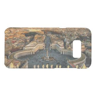 Capa Para Samsung Galaxy S8+ Da Uncommon O vaticano quadrado de St Peter