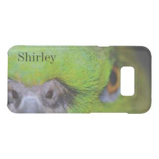 Capa Para Samsung Galaxy S8+ Da Uncommon Papagaio Amarelo-Naped de Amazon por Shirley