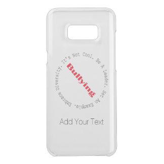 Capa Para Samsung Galaxy S8+ Da Uncommon Pare o Tiranizar-Esboço por Shirley Taylor