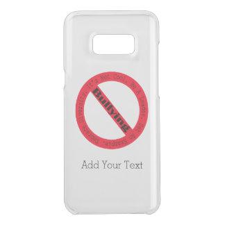 Capa Para Samsung Galaxy S8+ Da Uncommon Pare o Tiranizar-Logotipo por Shirley Taylor