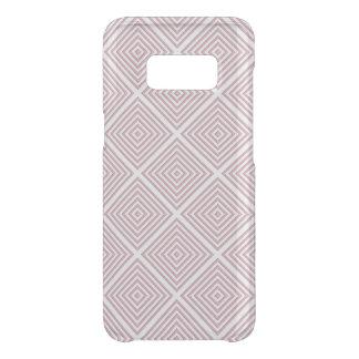 Capa Para Samsung Galaxy S8 Da Uncommon Quadrados geométricos cor-de-rosa