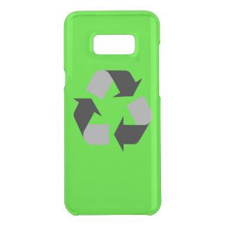Capa Para Samsung Galaxy S8+ Da Uncommon Reciclar