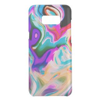 Capa Para Samsung Galaxy S8+ Da Uncommon Redemoinhos coloridos abstratos modernos do
