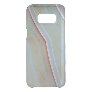 Capa Para Samsung Galaxy S8 Da Uncommon Série de pedra preciosa - ágata lustrada