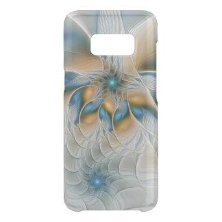 Capa Para Samsung Galaxy S8 Da Uncommon Subindo, abstraia a arte do Fractal da fantasia