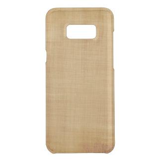 Capa Para Samsung Galaxy S8+ Da Uncommon texturas de madeira de madeira da natureza