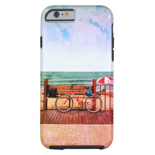 Capa Red Summer Bike iPhone 6/6s