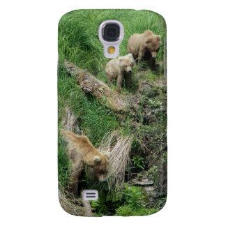 Capa Samsung Galaxy S4 128 Grazer + Dois Cubs - caixa da galáxia S4 de