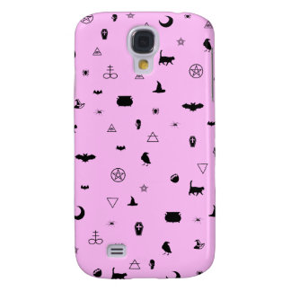 Capa Samsung Galaxy S4 Artigos Pastel da bruxa do gótico
